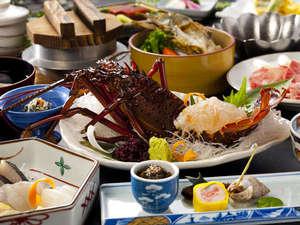 和亭 朝日館:料理の一例