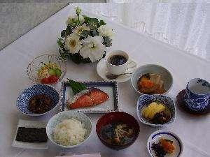 政府登録ホテル白川郷:人気の体に優しい手作り和定食