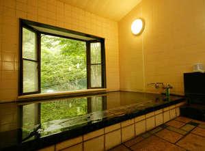 西絆荘:男風呂