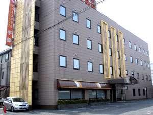 ビジネスホテル宇部 外観