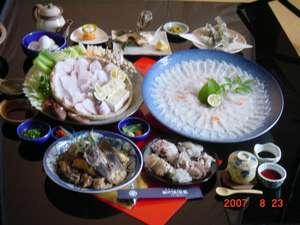 旅館田の浦温泉:ももち浜ストアで放映されました。当館イチオシ「天然アラ尽くし」料理です。!