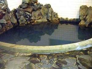 旅館田の浦温泉:岩風呂