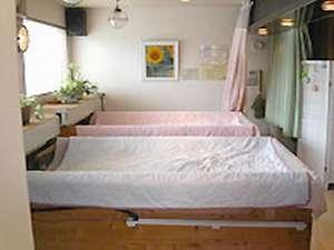 旅館久米 ひまわり荘:酵素風呂