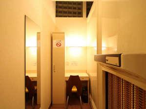 アパホテル<横浜鶴見>:男性専用プライベートキャビン(カプセルルーム)