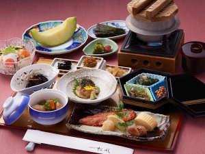 ・松風「特選和朝食膳」朝食イメージ