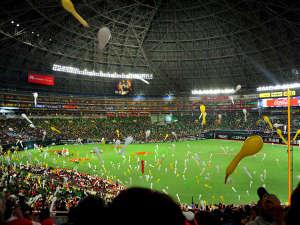 福岡と言えば=ソフトバンク!ヤフオクドームは様々なイベントが開催されています。