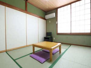 料理のおいしい宿 旅館 美春荘:【和室6畳】バス・トイレ無しです。