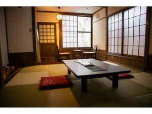 旅館ななかまど:和室の一例