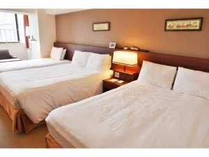 シティペンション ゼム:タイプF 31㎡ ベッド幅140+140+120cmで6名様までOK