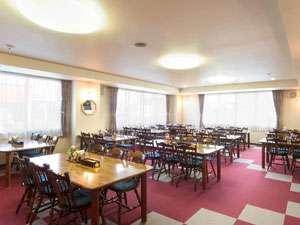 フロンティア フラヌイ温泉:お食事処 レストホール