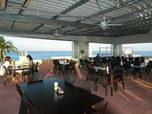 【朝食】5Fレストラン(朝食会場)海を一望できる開放感抜群のロケーション!