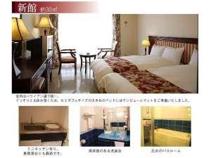 Sea side Hotel The Beach(シーサイド ホテル ザ ビーチ):【新館】<概要>