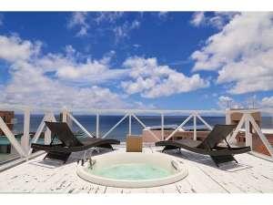 Sea side Hotel The Beach(シーサイド ホテル ザ ビーチ):【ジャグジー】