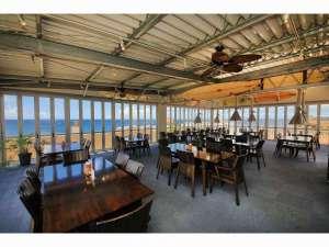 Sea side Hotel The Beach(シーサイド ホテル ザ ビーチ):【レストラン】