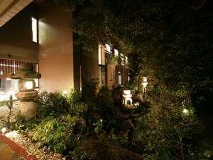 Hotel Sansui:庭園