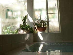 天然温泉が好評のお風呂
