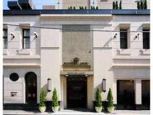 エクセルシティーホテル:ヨーロピアンな建物で皆様をお迎えします