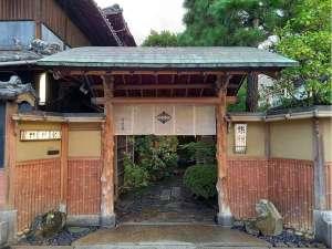 登録有形文化財 竹村家本館の写真