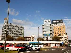アパホテル<鹿児島中央駅前>の写真