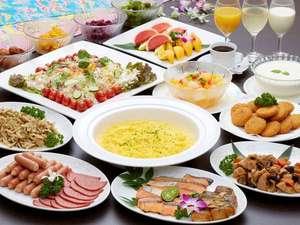 ホテルリゾネックス名護:朝食:和洋バイキング