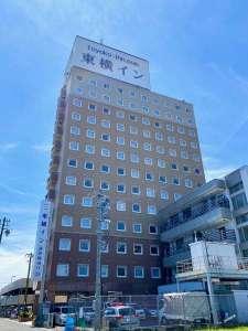 東横INN岐阜羽島駅新幹線南口の写真