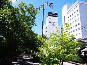 鳥取シティホテルの写真