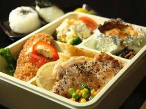ロッヂYAMANOYU(山乃湯):お弁当