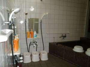 京橋旅館:共同浴場