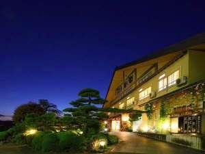 夕焼け小焼けのお宿高台旅館の写真