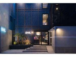HOTEL SHE, OSAKAの写真