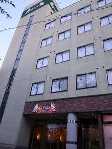 【ホテル情報】5階建て 55室のビジネスホテルです