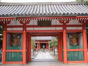 【ホテル周辺】日本3大観音の津観音です! 浅草・大須そして津観音です。