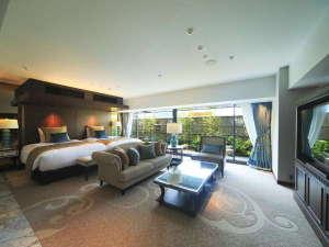 京都センチュリーホテル:【ガーデンスイート(79平米)】※画像はイメージです