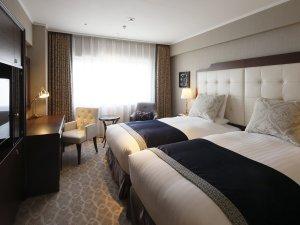 京都センチュリーホテル:【グランコンフォート スーペリアツイン(23平米)】※画像はイメージです