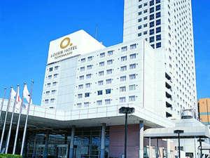 地上30階、高さ120メートル。豊橋のランドマークホテル。