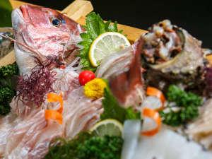 新鮮を食べる湯宿 大田家:二名様から大漁盛をご用意