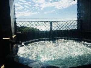 新鮮を食べる湯宿 大田家:'18 6月リニューアルオープン!幸運を呼ぶと言われる八角形の貸切露天風呂