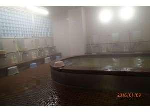 ビジネス旅館 はらだ:大浴場 男性専用