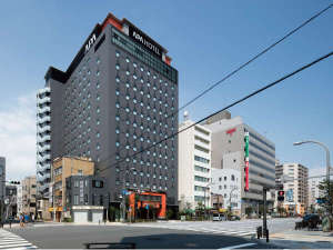 アパホテル<浅草 田原町駅前>の写真