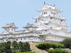 世界遺産「姫路城」はホテルから徒歩圏内!