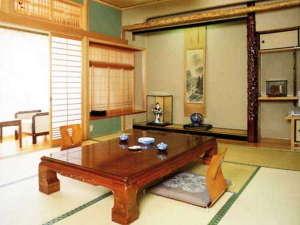 古湯温泉 つかさ旅館:和室一例/懐かし温かみのある和室で、ゆったりとお寛ぎください。※全室Wi-fi完備