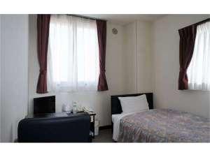 新町ステーションホテル:シングルルーム