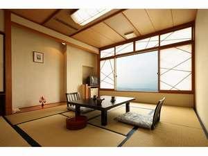 10畳和室眺望側