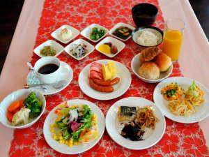 ホテル パームロイヤルNAHA 国際通り:朝食【レストラン「イル・フィオーレ」】(和洋食セレクト)