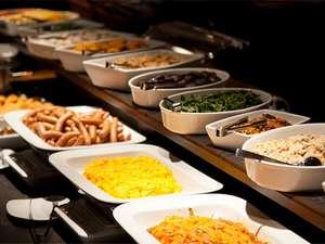 鳥取グリーンホテルモーリス:■朝食バイキング■ ・営業時間AM6時30分~10時まで ・料金524円(税別) ・品数約40
