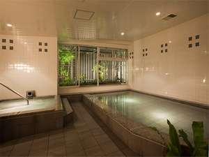 鳥取グリーンホテルモーリス:■大浴場■ 15時~翌朝9時(サウナは24時まで) 、男湯はジェットバス/女湯はイオンバス付 ※無料