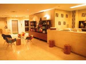 新前橋ターミナルホテル:フロント