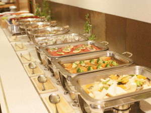 ホテル森の風 沢内銀河高原:旬の食材をふんだんに使用した料理を心ゆくまでご堪能下さい