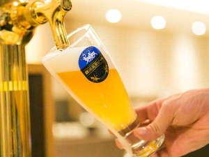 ホテル森の風 沢内銀河高原:全国シェアNo.1味わい深い自慢のクラフトビールは隣接工場直送です!