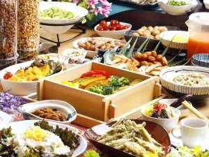 ホテルアービック鹿児島:朝食ブッフェ